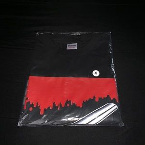 Fuct Shirts - Fuct blood hammer tee